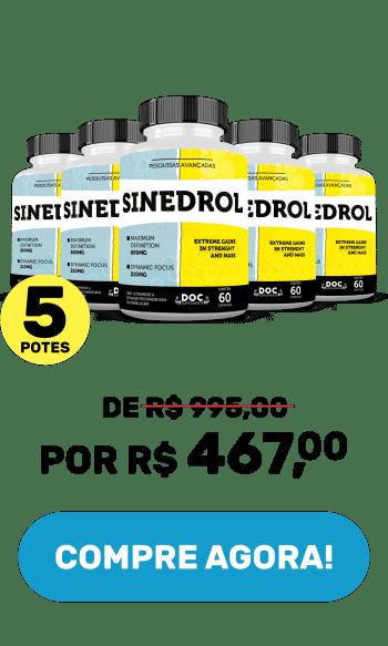 sinedrol funciona